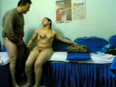 Indian Busty Air Hostess Enjoyed With Her Partner