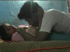 Younger Amateur Desi Couple Fuck