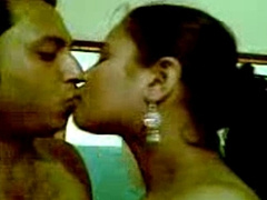 Very Hot Indian Couple Have Awesome Homemade Romantic Sex