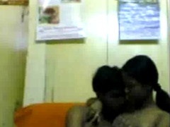 Hot North Indian Girl Undressed,enjoy With Her Neighbour