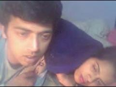 Young Couple Webcam Show