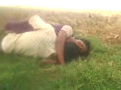 Hot North Indian Girl Enjoyed With Her Lover-I