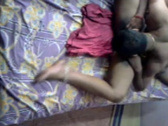 South Indian Mature TAMIL Couples SEX TAPE-I