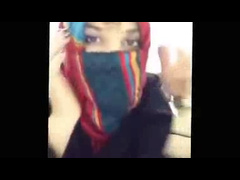 Hijab No.8 SEXY Turbanli Mashallah ! Strip