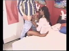 Indian - Young NRI Babe Fucked By Hung White Guy