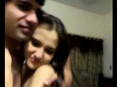 Indian Couple Self Record