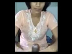 Desi- North Indian Girl Sucking And Riding Dick