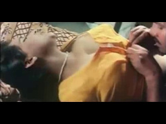 Mallu Reshma Sex With Husband In Yellow And White Saree