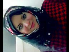 Arab Hijabi Whore Dancing 3