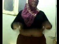 Bbw Fat Arabian On Webcam