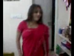 Indian Wife Dancing Sucking And Fucking